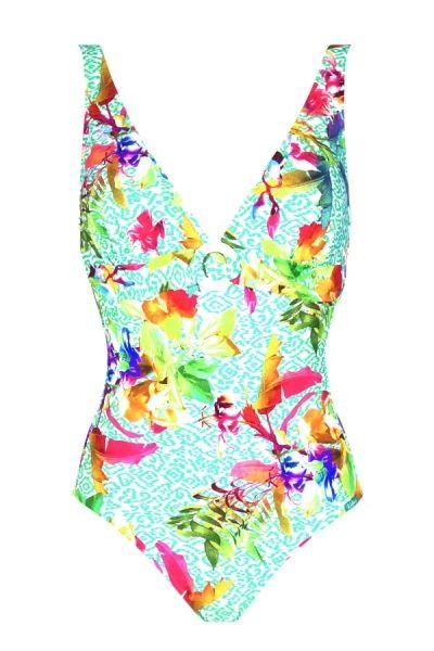 bañador-preformado-verde-estampado-tropical-detalle-escote-lidea-maryan-beachwear-copa-c-1
