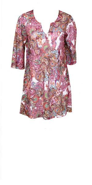 kaftan-detalle-escote-manga-magenta-mix-lidea-maryan-beachwear-1