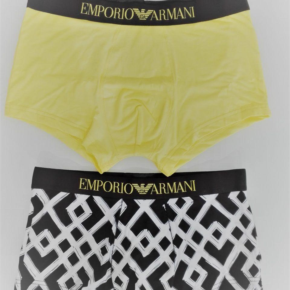 Boxer-pack-2-limon-goma-negra-blanco-dibujo-negro-goma-negra-trunk-stretch-cotton-emporio-armani-1