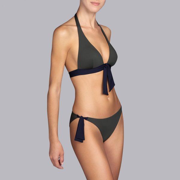 Top Aros Bikini Serie Sin Cuello Sardá Belle Triangular BC Copas Preformadas Andrés Halter Copa xodBCerW