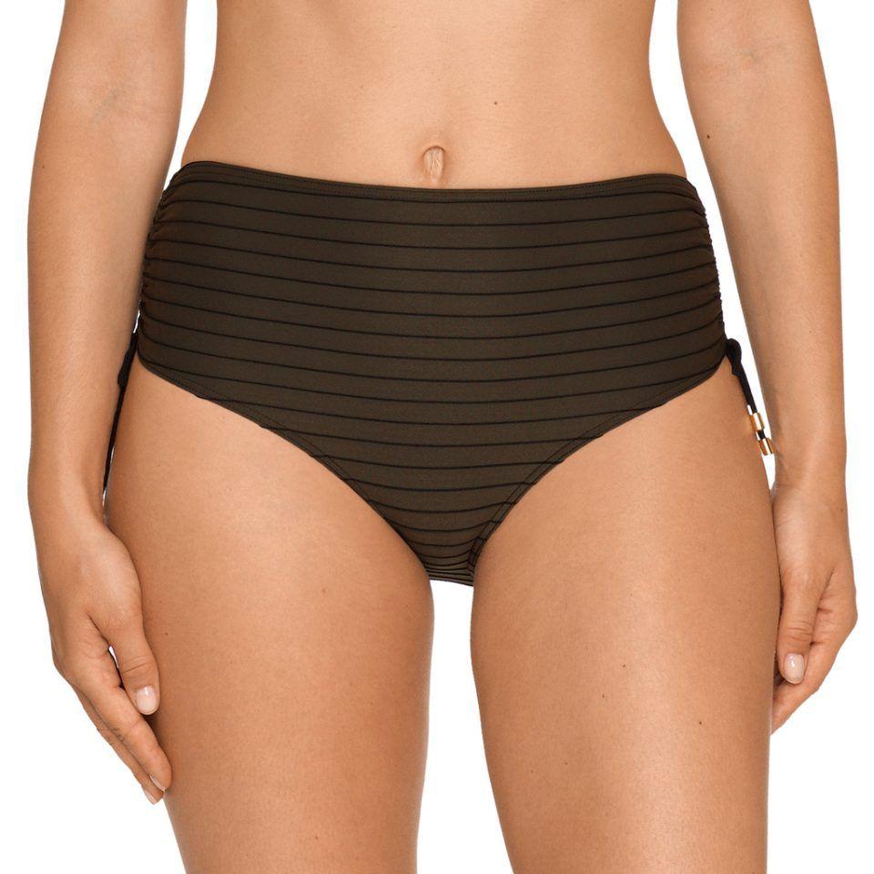 sherry-kaki-braga-bikini-talle-alto-cordones-laterales-talle-regulable-tejido-textura-rayas-negras-primadonna-2